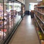 Supermarket Food Refrigeration