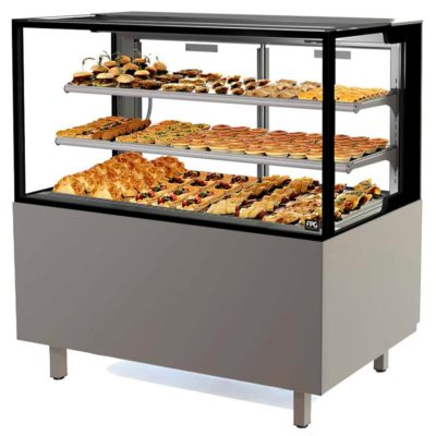 SIMS Inoine 3000S Square - Refrigerated Food Display